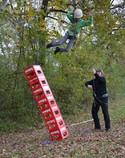 Klassenfahrt Waldcamp, Schulklasse Erlebnispädagogik, Bogenschießen Freizeit